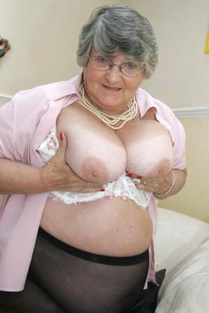 BBW Mature Granny Pics