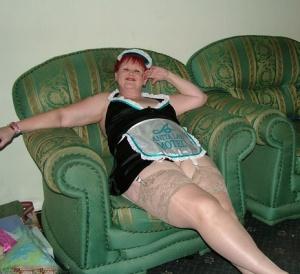 BBW Mature Maid Pics