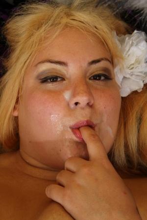 BBW Mature Facial Pics