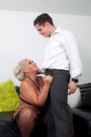 BBW Mature Seduction Pics