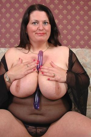 Fat Mature With Dildo Pics