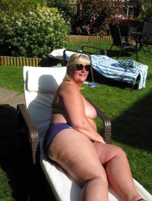 Fat Mature Bikini Pics